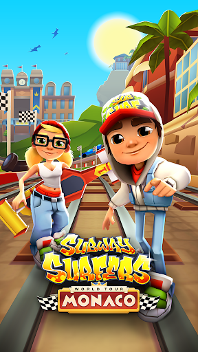Subway Surfers  mod screenshots 1