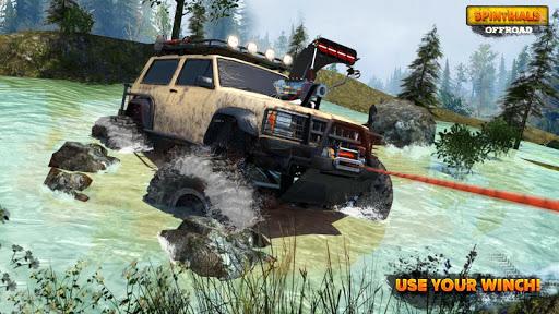Spintrials Offroad Driving Games screenshots 8