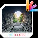 Railroad Xperia Theme icon