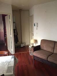 Appartement meublé 2 pièces 25,55 m2