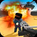 Cube War: Military Battlefield icon
