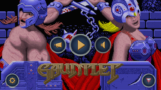 Gauntlet - náhled