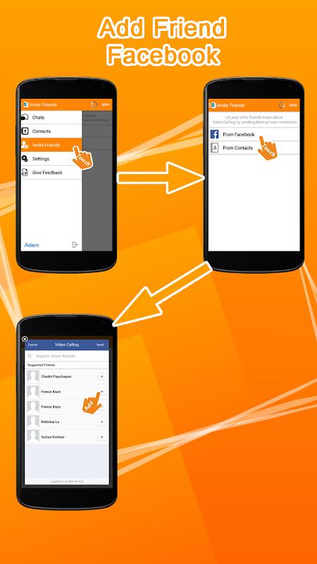 Free Video Calls and Chat screenshots