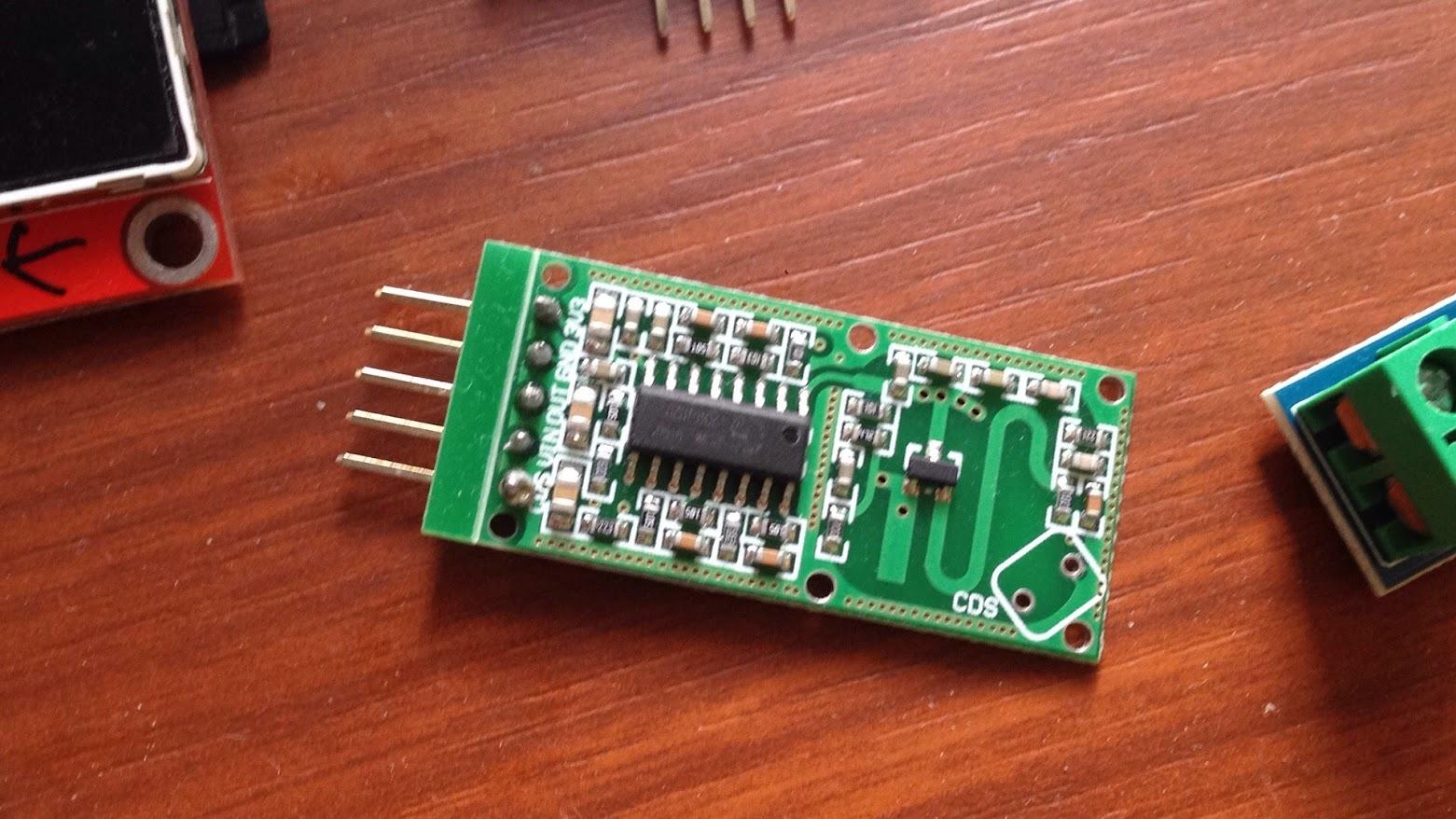 Doppler sensor