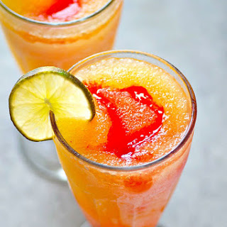 Tequila Sunrise Slushies Recipe