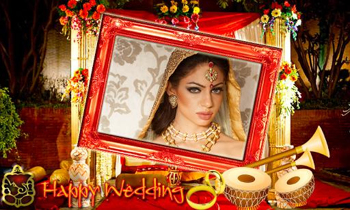 Wedding Photo Frames HD Blur