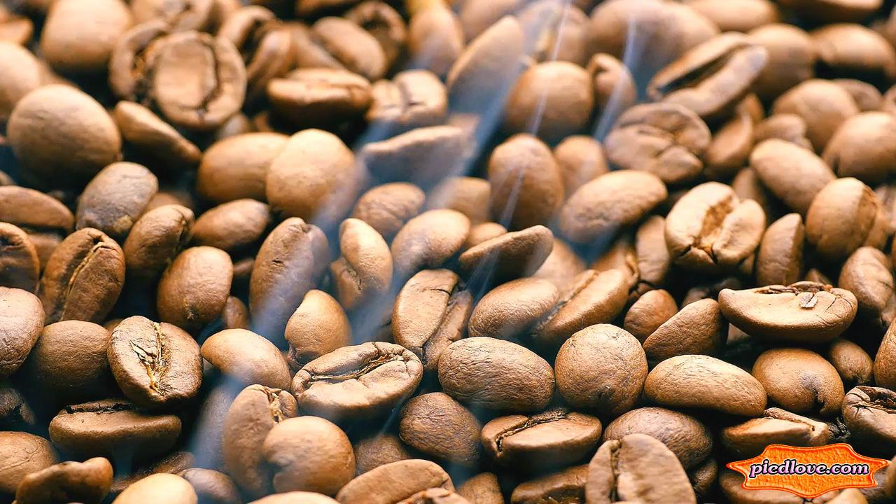 Roasting Smoking Coffee Beans- screenshot