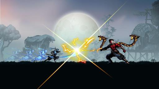 Ninja warrior: legend of shadow fighting games apkmr screenshots 13