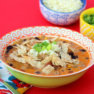 Best Ever Chicken Tortilla Soup