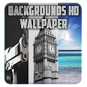 Backgrounds HD Wallpaper icon