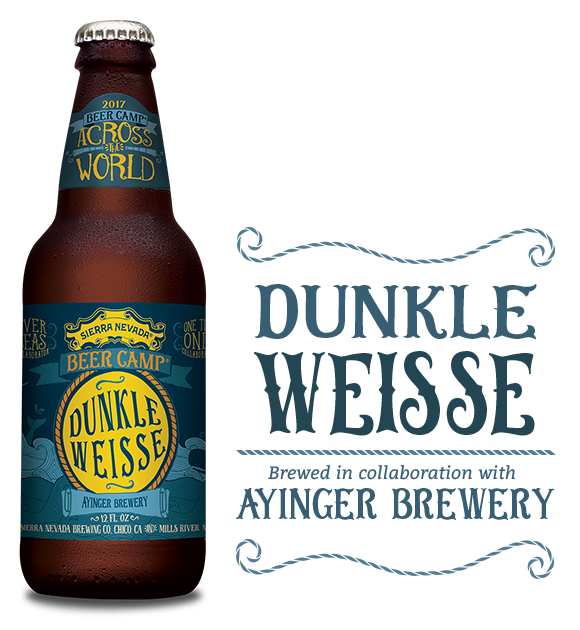Logo of Sierra Nevada Beer Camp 2017: Dunkle Weisse (Ayinger Collab)