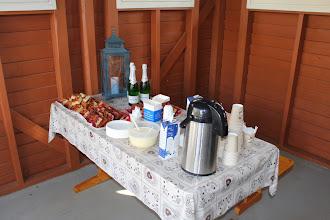 Photo: Iltapäivällä kahvittelimme...