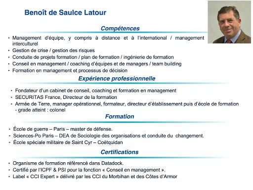 Benoit de Saulce Latour