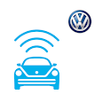 Volkswagen Connect icon