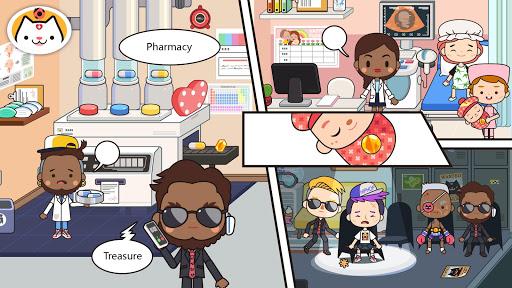 Miga Town: My Hospital 1.5 Mod screenshots 4