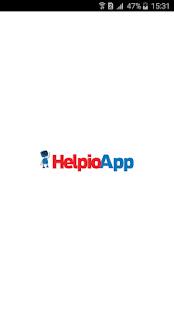 Helpio - náhled