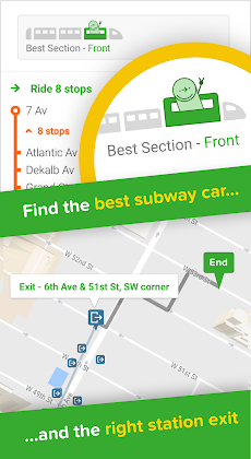 Citymapper - the ultimate urban transit appのおすすめ画像4