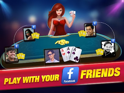 Teen Patti by Octro MOD (Unlimited Money) 3