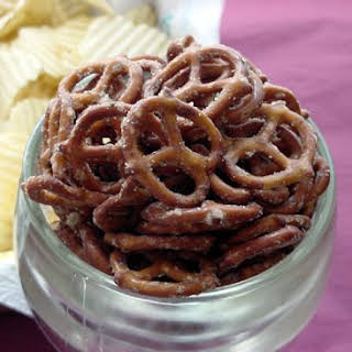 No Bake Ranch Pretzels Recipes.
