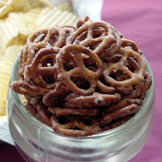 Ranch Pretzels.