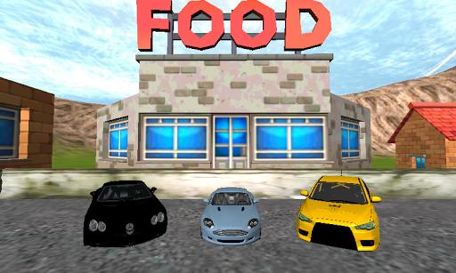 Supercar Parking 3D