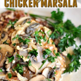 Cooking Chicken Marsala Without Marsala Wine Recipes