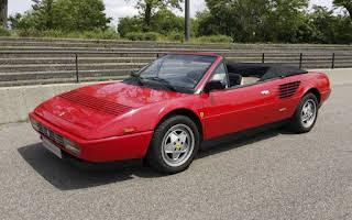 Ferrari Mondial 3,2L QV Rent Grand Est