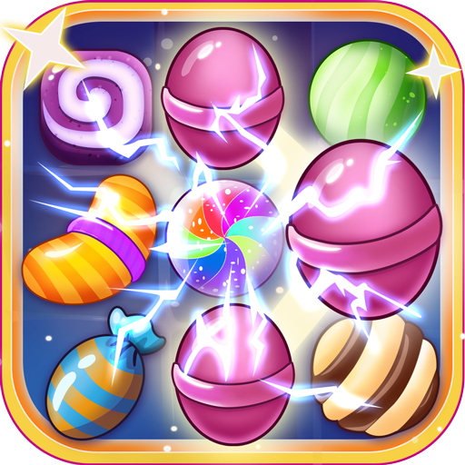 キャンディラッシュフィーバー 休閒 App LOGO-硬是要APP