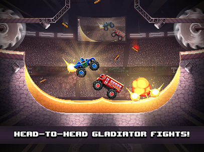 Drive Ahead Mod Apk 2.1.12 (Unlimited Gold+ Unlimited Coins) 9