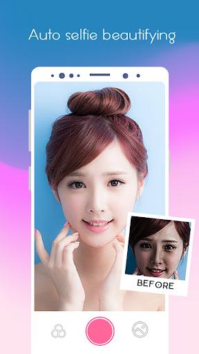 Download Beauty Camera & Perfect HD Selfie, Selfie Filters 1.1 screenshots 1