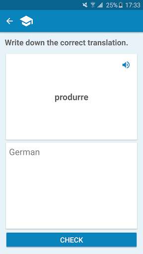 German-Italian Dictionary 2.0.1 screenshots 6
