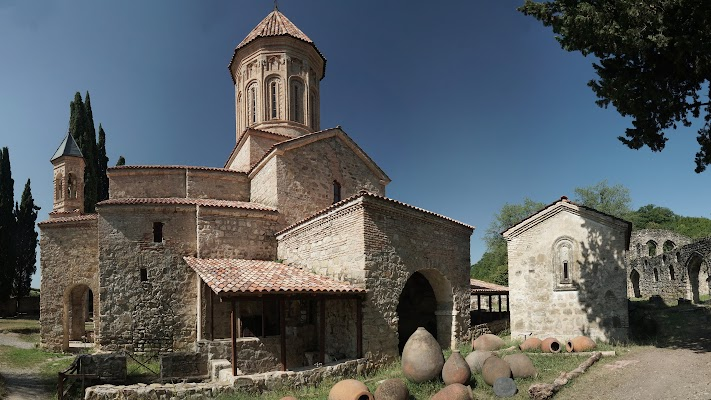 Kloster Ikalto.