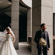 Свадебный фотограф Лидия Сидорова (kroshkaliliboo). Фотография от 29.10.2018