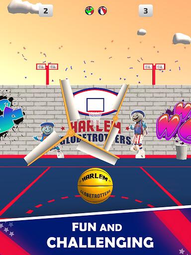 Harlem Globetrotter Basketball screenshots 2