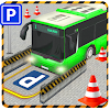 City Dr Bus Parking 3D Sim