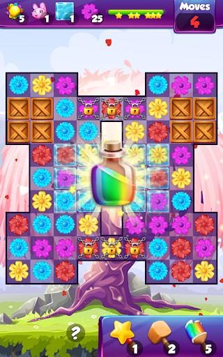 Download Blossom Garden Flower Shop - Match 3 Puzzle Game