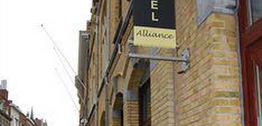Alliance Hotel Ieper Centrum