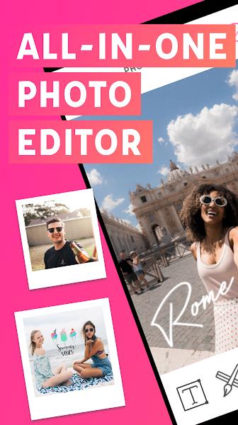PicLab - Photo Editor Screenshot Image