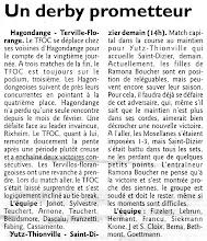 Photo: 10-04-11 N3F Victoire impérative sur Saint-Dizier