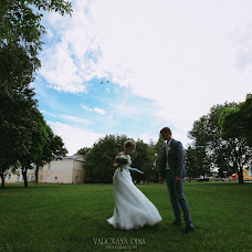 Wedding photographer Dina Valickaya (Dushka). Photo of 02.08.2016