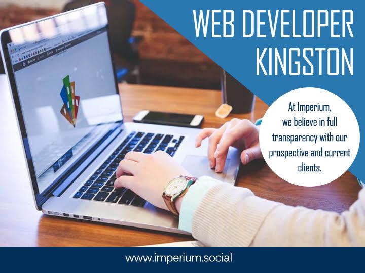Web Developer Kingston