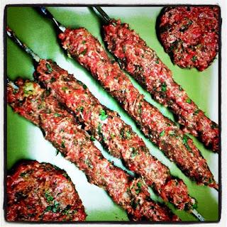 Grilled Lamb Kabobs – Kafta, Kofta or Kufta.