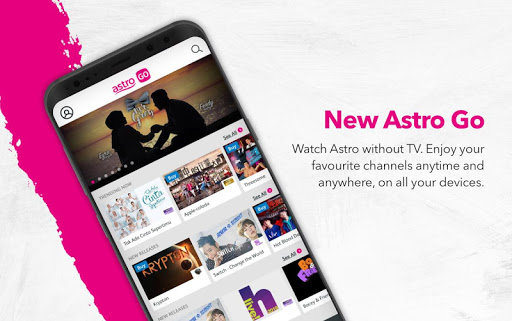 Astro GO - Watch TV Shows, Movies & Sports LIVE 8.2.6 screenshots 7