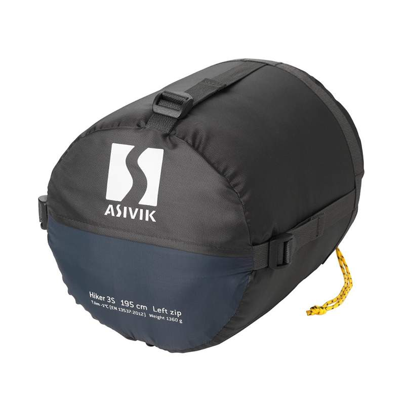 Asivik Hiker 3S 195 Sovepose