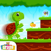 Turtle Jungle Run Adventure