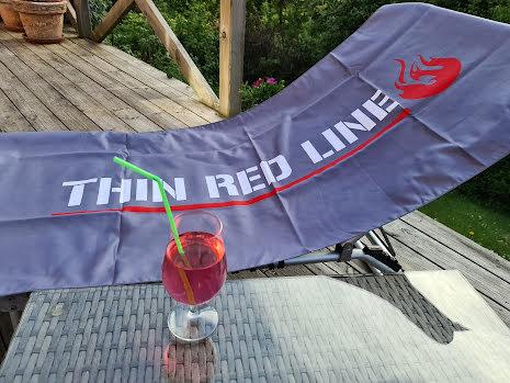 Thin Red Line Badlakan 140x70