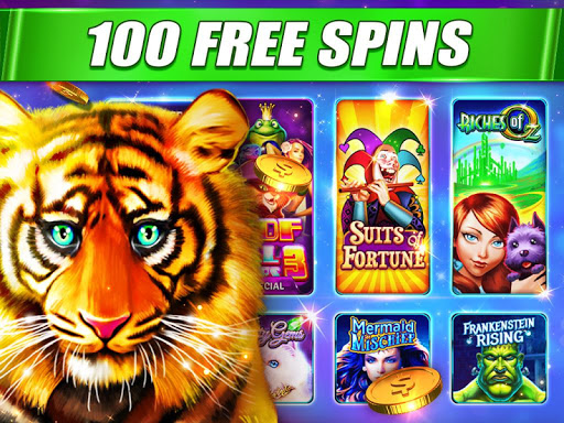 Free Slots Casino - Play House of Fun Slots screenshot 1