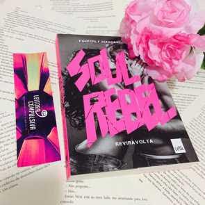 fotos e livros soul rebel reviravolta kimberly mascarenhas blog leitora compulsiva