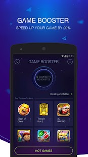 DU Speed Booster & Cleaner Screenshot 7