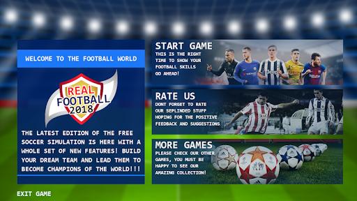 Ultimate Kick Soccer League Football Hero NFL 2019 Screenshots 10